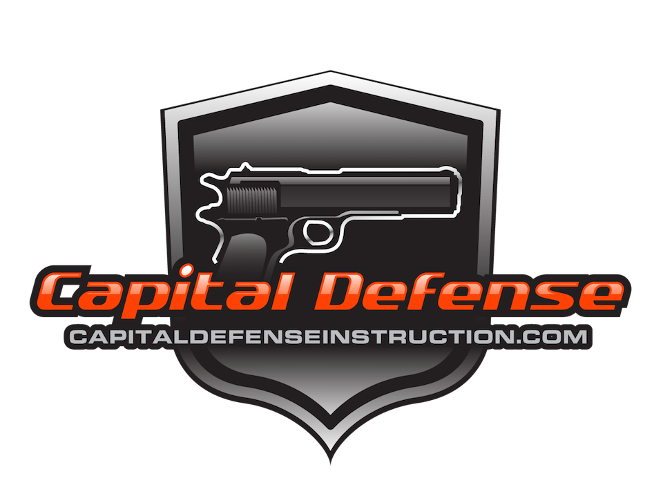 Logo for Capital Defense Instruction LLC